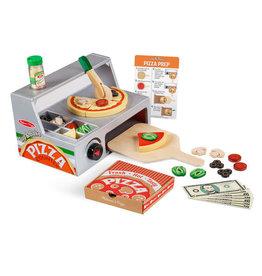 MELISSA & DOUG MD9465 TOP & BAKE PIZZA COUNTER