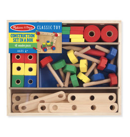 MELISSA & DOUG MD5151 CONSTRUCTION SET IN A BOX