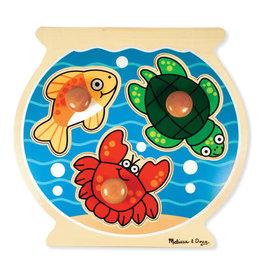 MELISSA & DOUG MD2056 FISH BOWL JUMBO KNOB