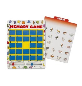 MELISSA & DOUG MD2090 FLIP TO WIN MEMORY GAME