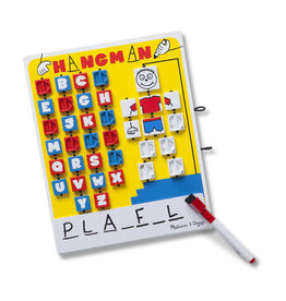 MELISSA & DOUG MD2095 FLIP TO WIN HANGMAN