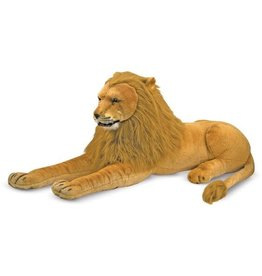 MELISSA & DOUG MD2102 LION - PLUSH