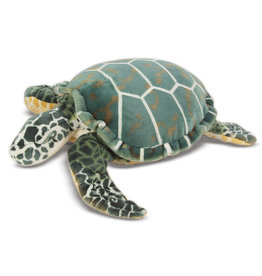 MELISSA & DOUG MD2127 SEA TURTLE - PLUSH