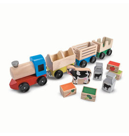 MELISSA & DOUG MD4545 FARM TRAIN