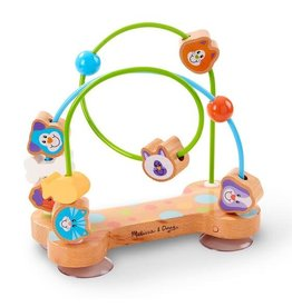 MELISSA & DOUG MD4168 FIRST PLAY PETS BEAD MAZE