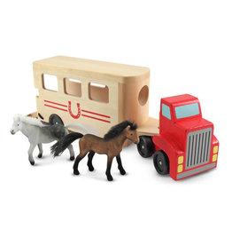 MELISSA & DOUG MD4097 HORSE CARRIER