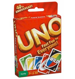 MATTEL MTL 42003 UNO CARD GAME