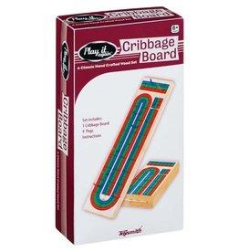 TOYSMITH TS6392 CRIBBAGE BOARD