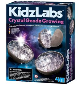 TOYSMITH TS4977 GEODE CRYSTAL GROWING
