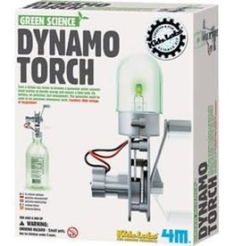TOYSMITH TS3645 DYNAMO TORCH