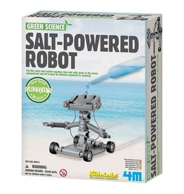 TOYSMITH TS3688 SALT POWERED ROBOT