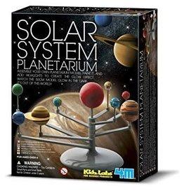 TOYSMITH TS3427 SOLAR SYSTEM PLANETARIUM