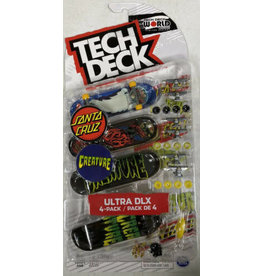 TOYSMITH TS3171 TECH DECK 4 PACK
