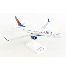 SKYMARKS SKR826 DELTA AIRLINES 737 MODE