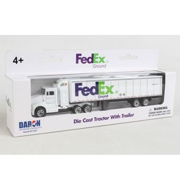 DARON WORLDWIDE RT1037 FEDEX GROUND TRUCK MOD