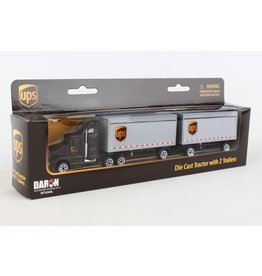 DARON WORLDWIDE RT4345 UPS GROUND TRUCK MODEL