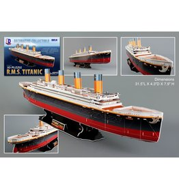 DARON WORLDWIDE CF4011H RMS TITANIC 3D PUZZLE
