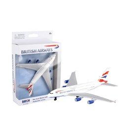 DARON WORLDWIDE RT6008 BRITISH AIRWAYS 380A SINGLE PLANE