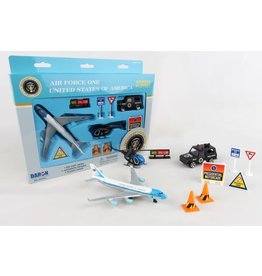 DARON WORLDWIDE RT5731 AIR FORCE ONE PLAYSET