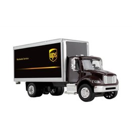 DARON WORLDWIDE GWUPS001 UPS BOX TRUCK 1/50