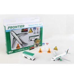 DARON WORLDWIDE RT7591-1 FRONTIER PLAYSET SPOT THE JAGUAR