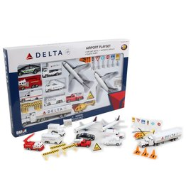 DARON WORLDWIDE RT4992 DELTA LARGE PLAYSET