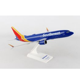SKYMARKS SKR938 1/130 SOUTHWEST 737-MAX8 W/ WIFI DOME