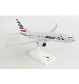 SKYMARKS SKR962 1/130 747MAX8 AMERICAN AIRLINES
