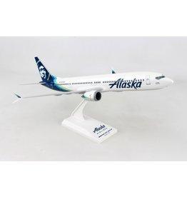 SKYMARKS SKR1007 1/130 737MAX9 ALASKA AIRLINES