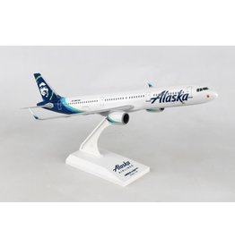 SKYMARKS SKR982 1/150 A321NEO ALASKA AIRLINES