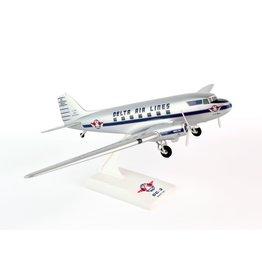 SKYMARKS SKR676 1/80 DC-3 DELTA AIRLINES