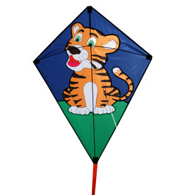 "SKYDOG KITES SKK12210 26"" TIGER DIAMOND KITE"