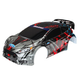 TRAXXAS TRA7416 BODY, FORD FIESTA® ST RALLY (PAINTED, DECALS APPLIED)