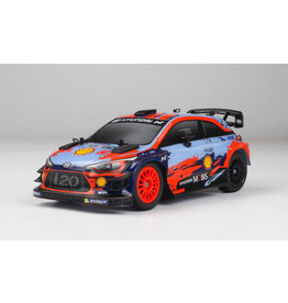 CARISMA CIS80168 1/24 4WD BRUSHLESS I20 COUPE WRC HYUNDAI MOTORSPORT