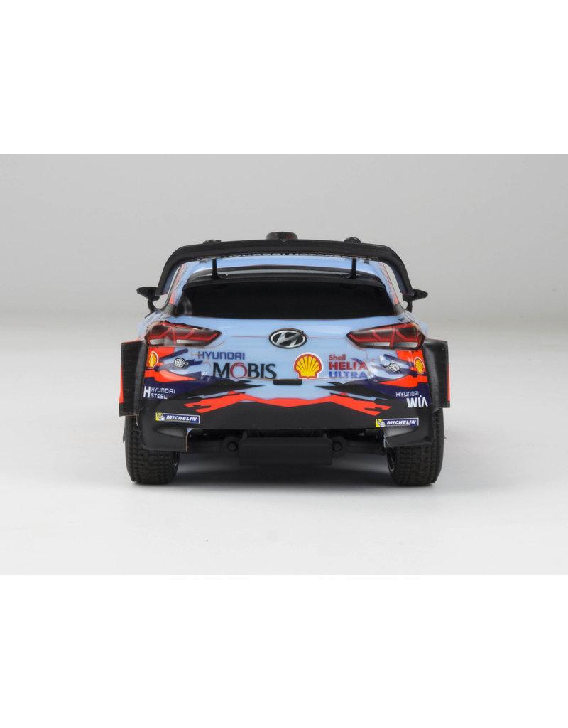 CARISMA CIS80168 1/24 4WD BRUSHLESS I20 COUPE WRC HYUNDAI MOTORSPORT