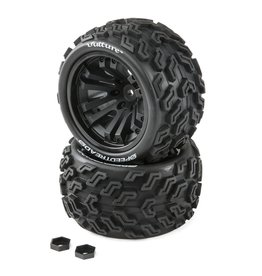 DURATRAX DTXC2901 SPEEDTREADS VULTURE 1/10 ST/MT TIRES