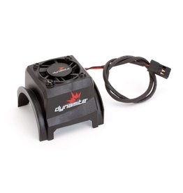 DYNAMITE DYNS7750 1/10 MOTOR COOLING FAN WITH HOUSING