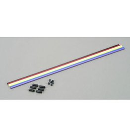 DU-BRO DUB2341 ANTENNA TUBE ASSORTMENT: 6 COLORS