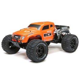 ECX ECX03431T2 1/10 2WD RUCKUS MT ORANGE RTR