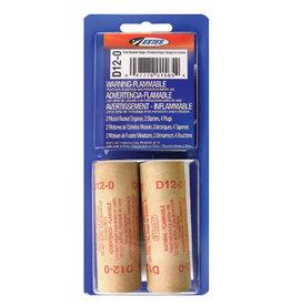 ESTES EST1565 D12-0 MODEL ROCKET ENGINES (2)