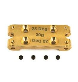 TEAM ASSOCIATED ASC91659 B6 BRASS BULKHEAD