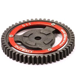 INTEGY INTT7097 STEEL SPUR GEAR 51T V2