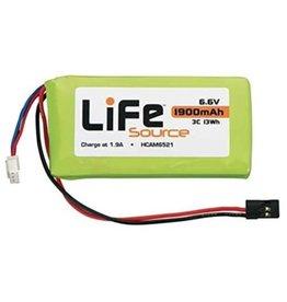 HOBBICO HCAM6521 LiFe 2S 6.6V 1900mAh