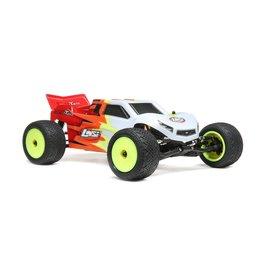 LOSI LOS01015T1 MINI-T 2.0 RTR, RED/WHITE: 1/18 2WD