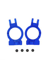 REDCAT RACING 050005 BLUE ALUMINUM STEERING MOUNT