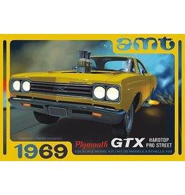 AMT AMT1180M 1/25 69 PLYMOUTH GTX HARDTOP PRO SET
