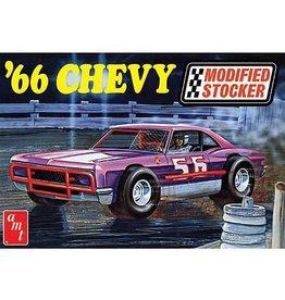 AMT AMT1183/12 1/25 SCALE 66 CHEVY IMPALA