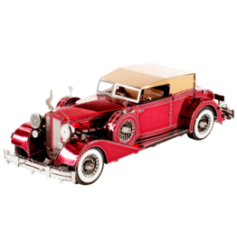 METAL EARTH MMS175 1934 PACKARD TWELVE CONVERTIBLE - COLOR (2.5  SHEETS)