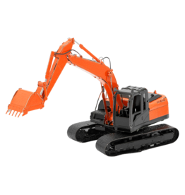 METAL EARTH MMS185 EXCAVATOR - COLOR (2  SHEETS)