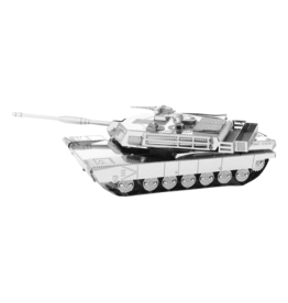 METAL EARTH MMS206 M1 ABRAMS TANK (2  SHEETS)